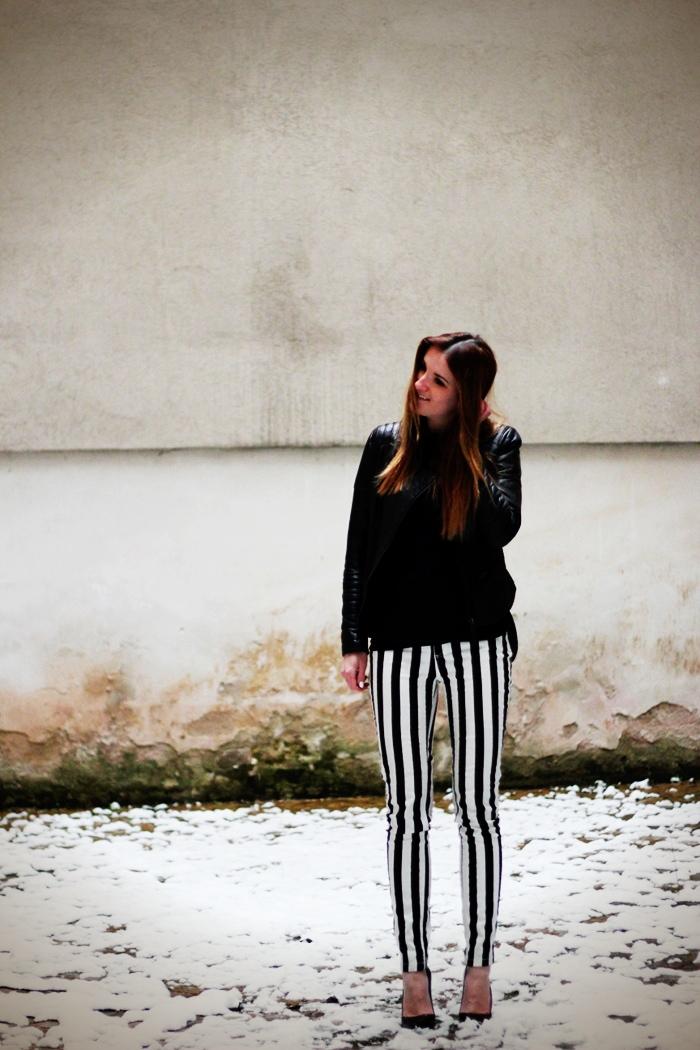 ootd: stripes