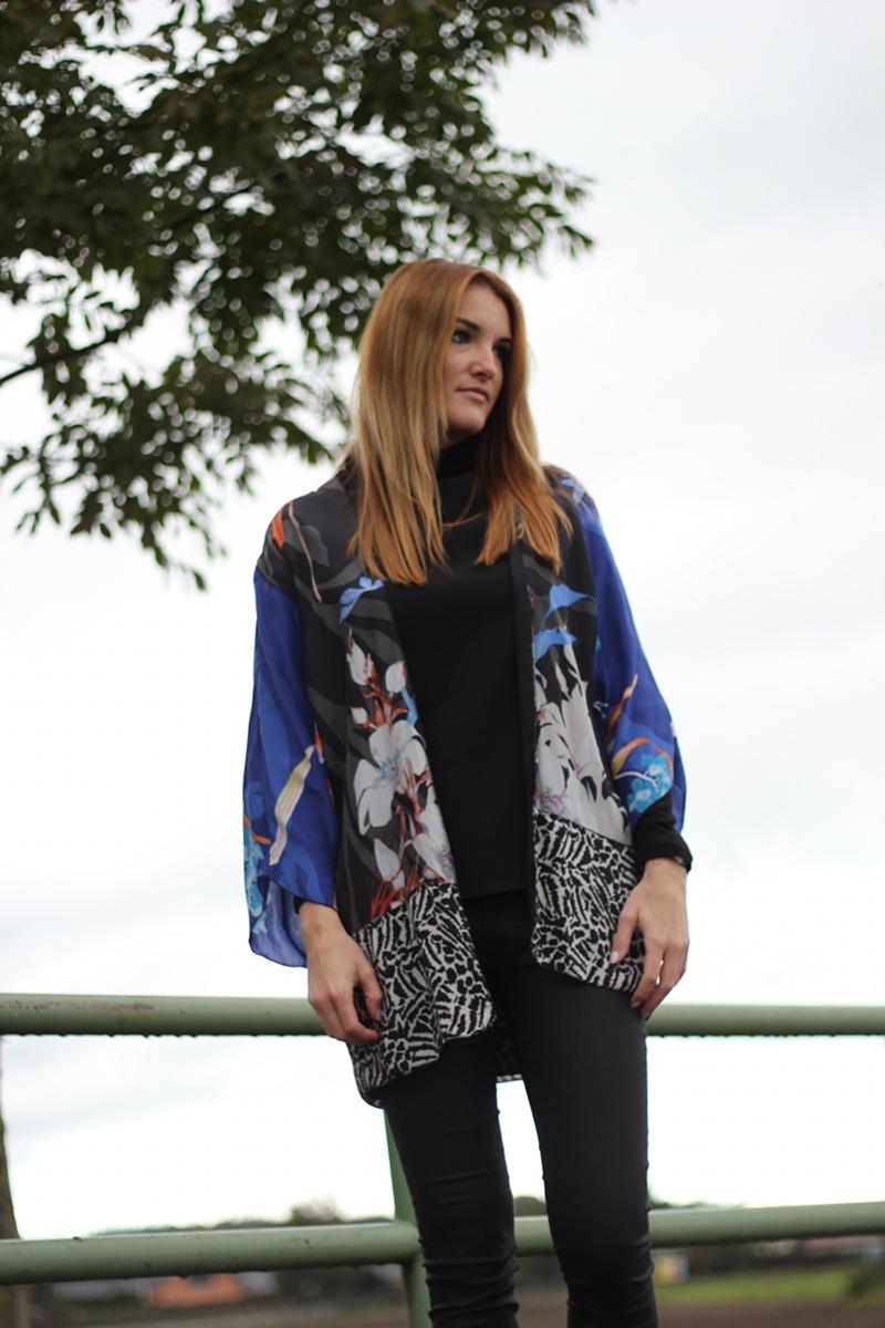 ootd: kimono