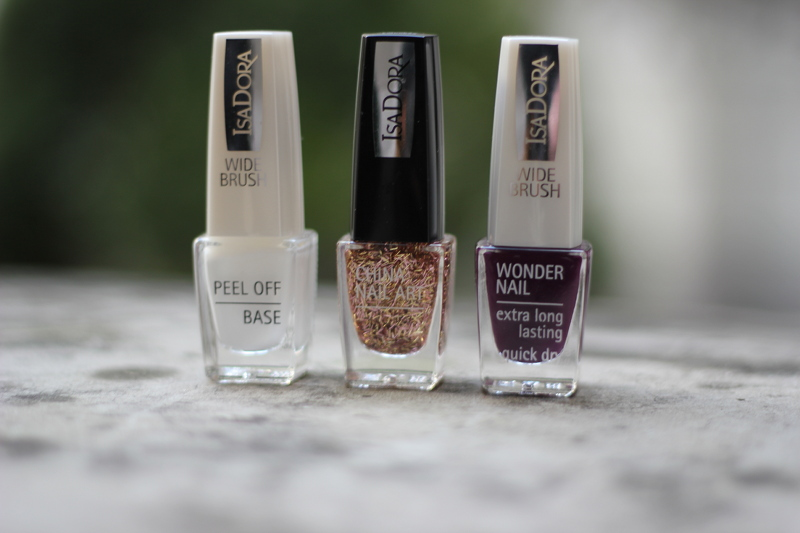 polish: isadora peel off base