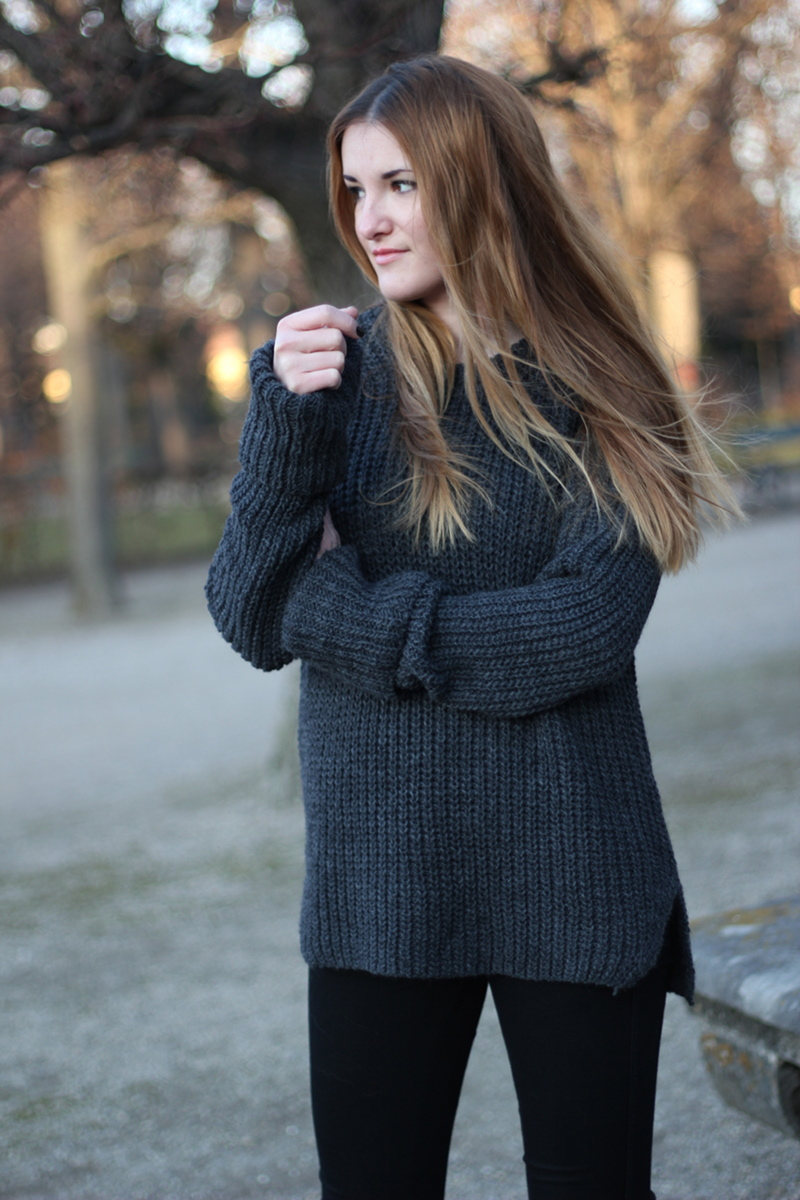 ootd: knitted jumper