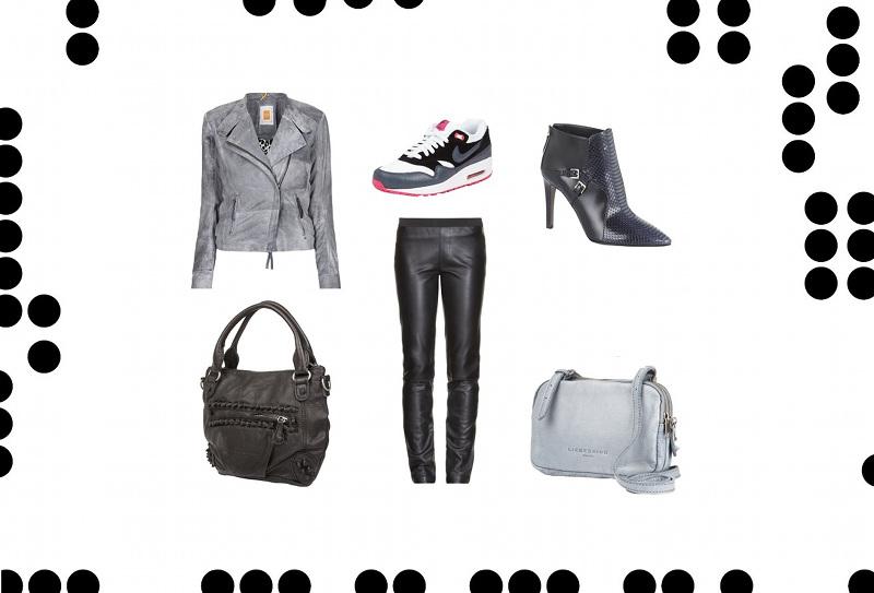 would love to wear: light blue
