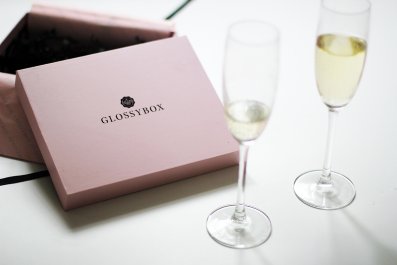 beauty: happy birthday glossybox