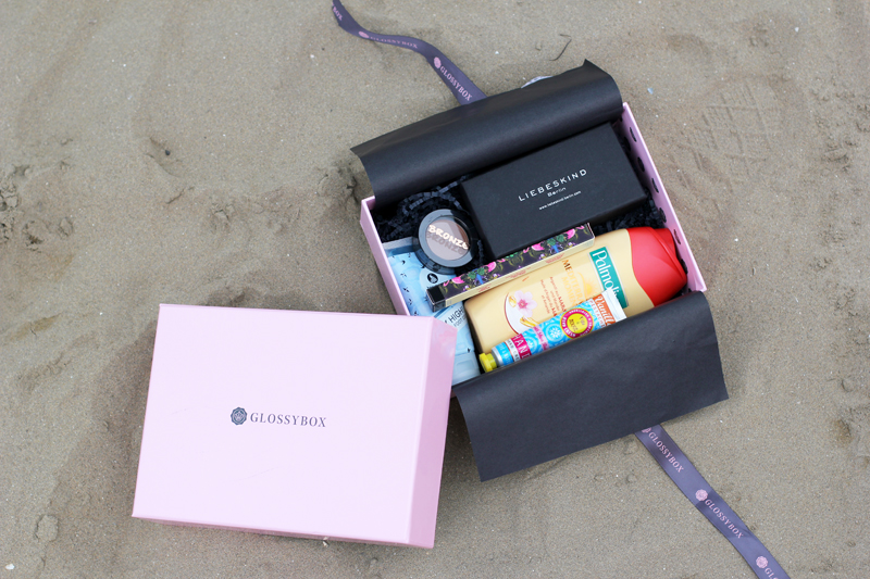 beauty: july glossybox summer edition