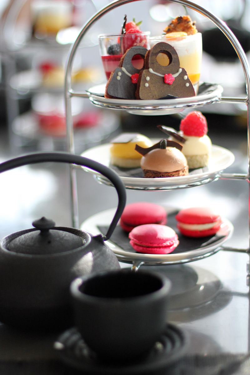 out and about: diva afternoon tea at sofitel