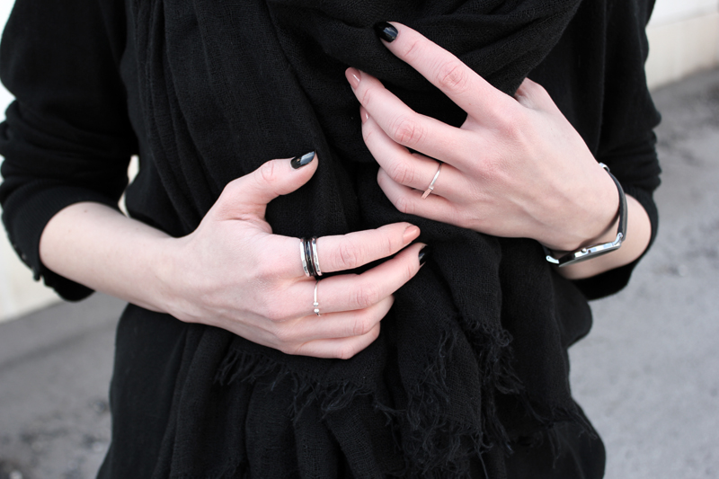 2 colours 2 styles – black and nude #2
