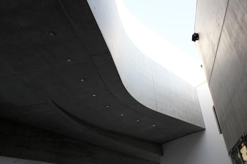 architecture rome maxxi zaha hadid