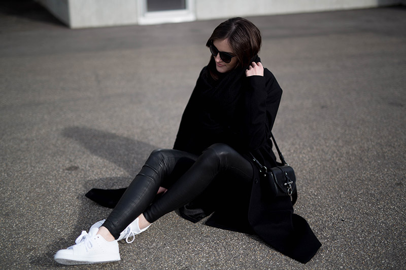 allwhite sneakers stan smith adidas streetstyle