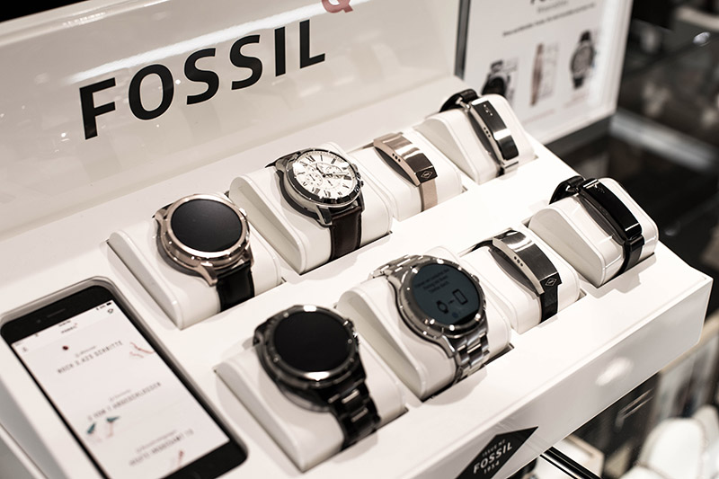 smart watch fossilq kastner oehler graz
