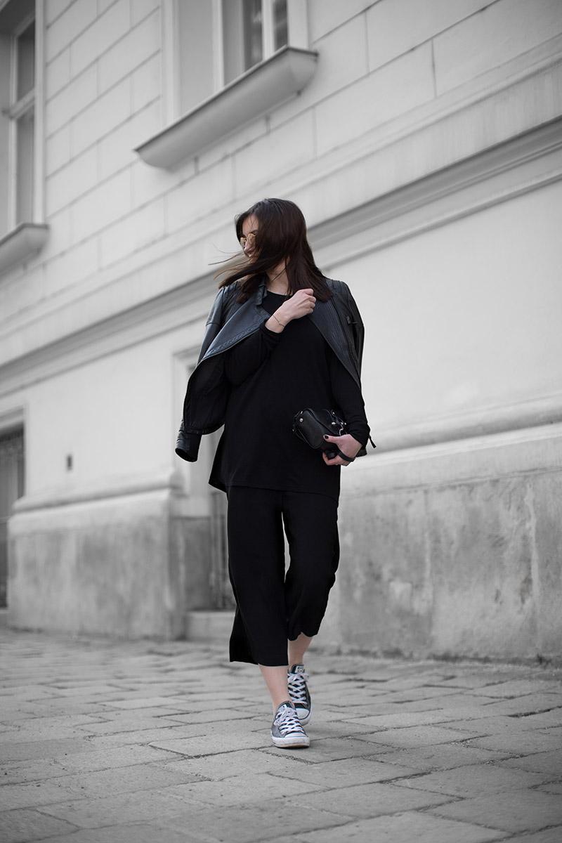 black culottes streetstyle vienna austrianblogger