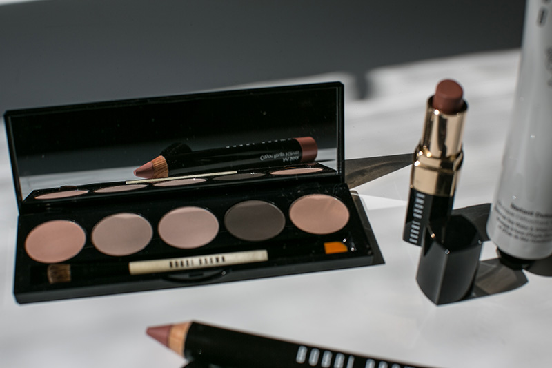 bobbi brown makeup nude on nude