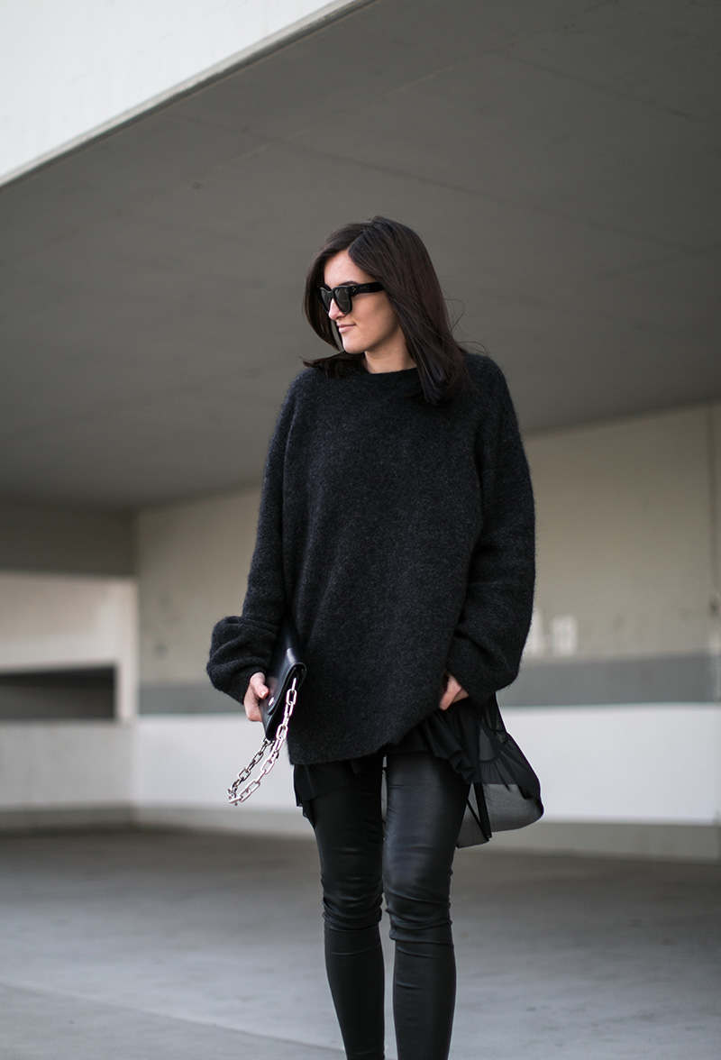 all-black-streetstyle-ruffle-shirt-worry-about-it-later