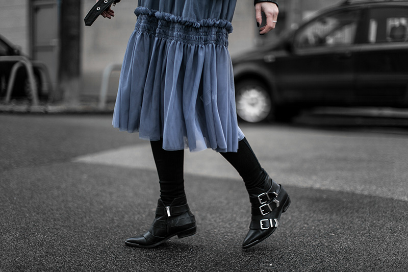 diesel booties worry about it later streetstyle vienna