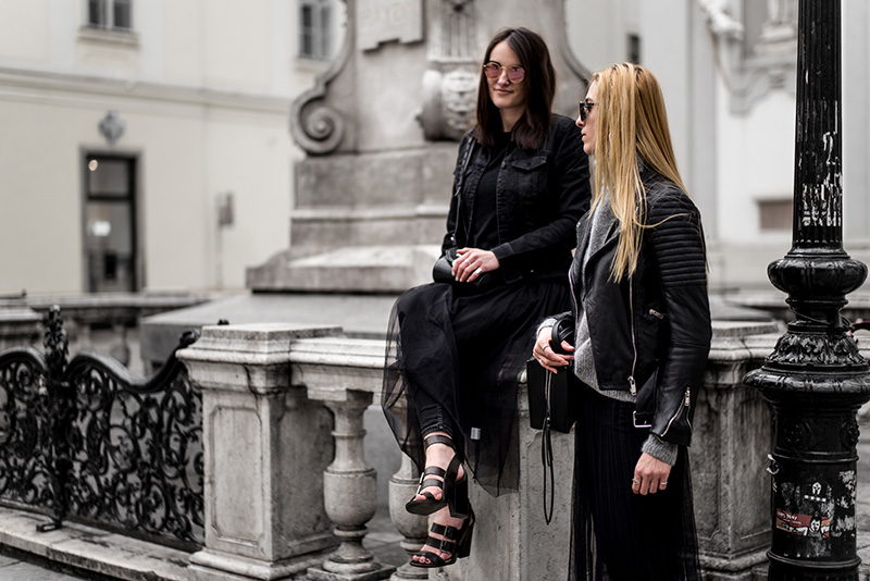 all black look fashionblog vienna worry about it later streetstyle