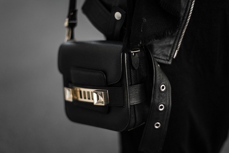 proenza schouler tiny bag worry about it later
