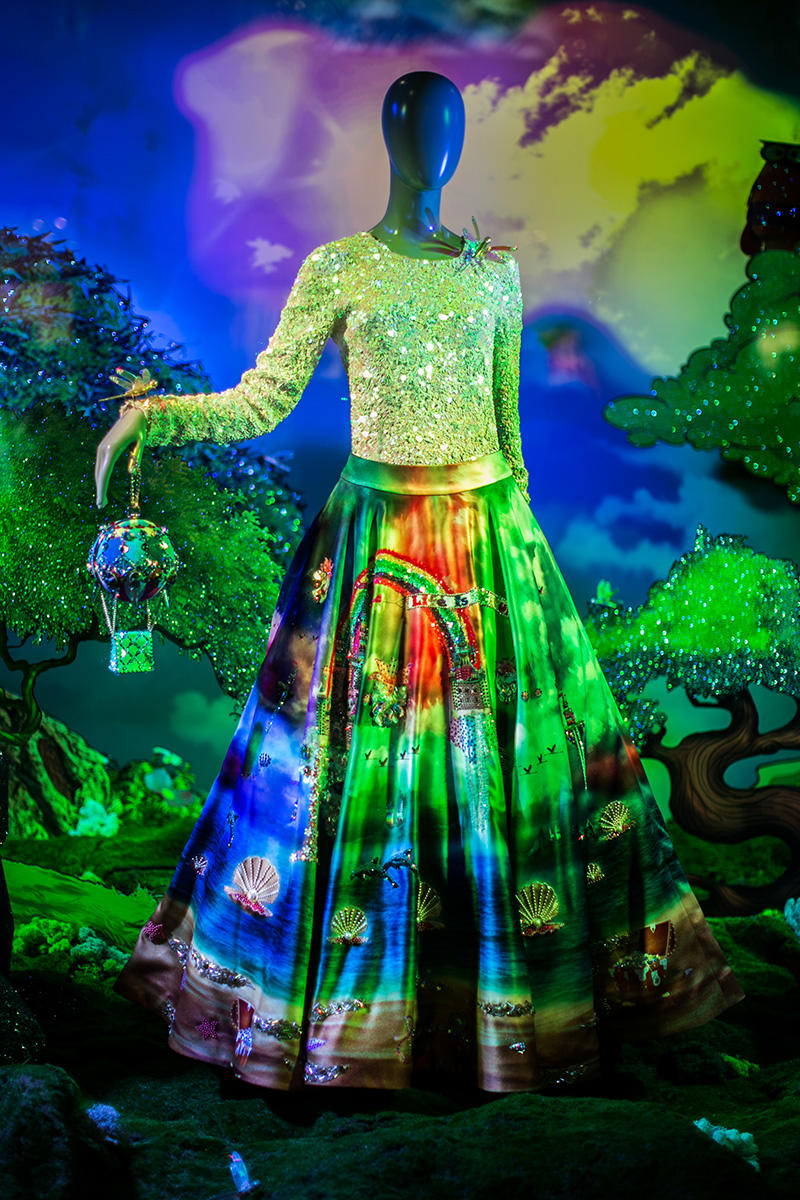 swarovski kristallwelten vienna worry about it later manish arora
