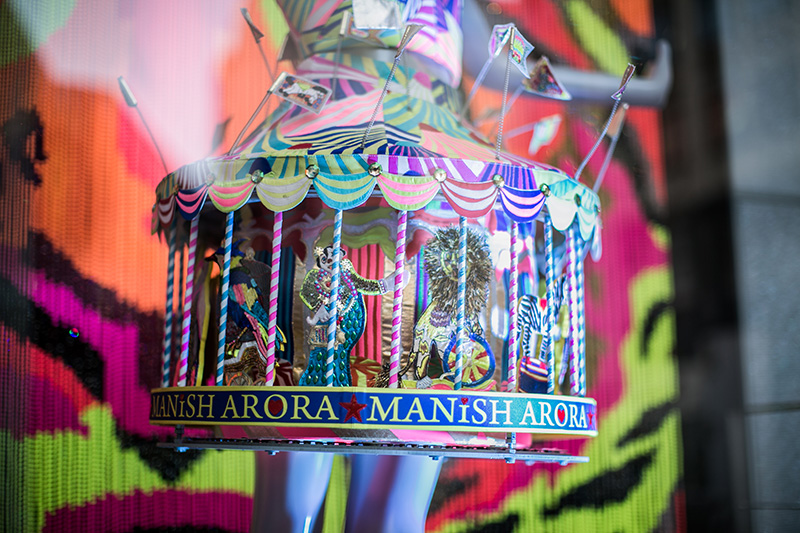 vienna swarovski kristallwelten manish arora worry about it later
