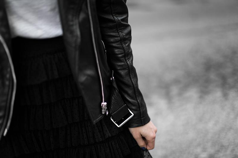 streetstyle vienna worry about it later rueschenrock schwarz hm trend fashionblog oesterreich