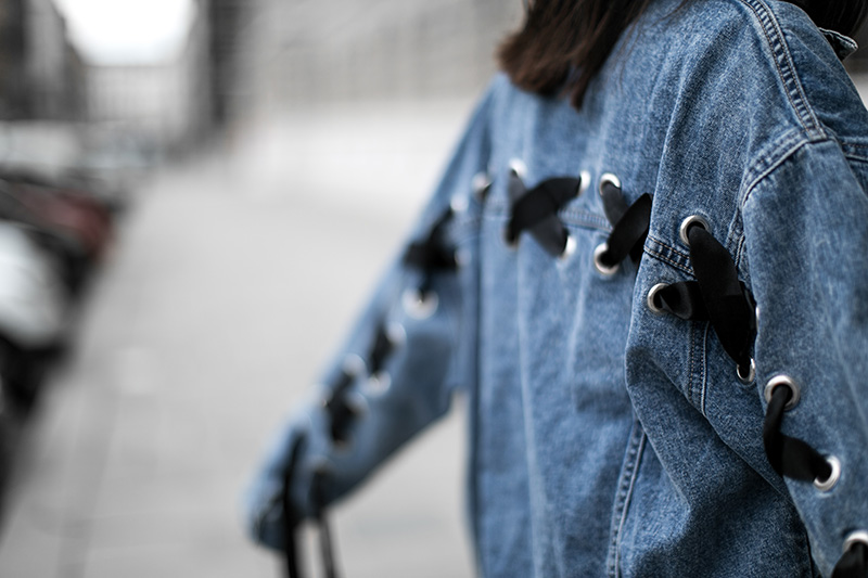 worry about it later streetstyle vienna ootd denim jacket