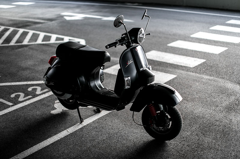 mit dem moped durch wien lml star worry about it later