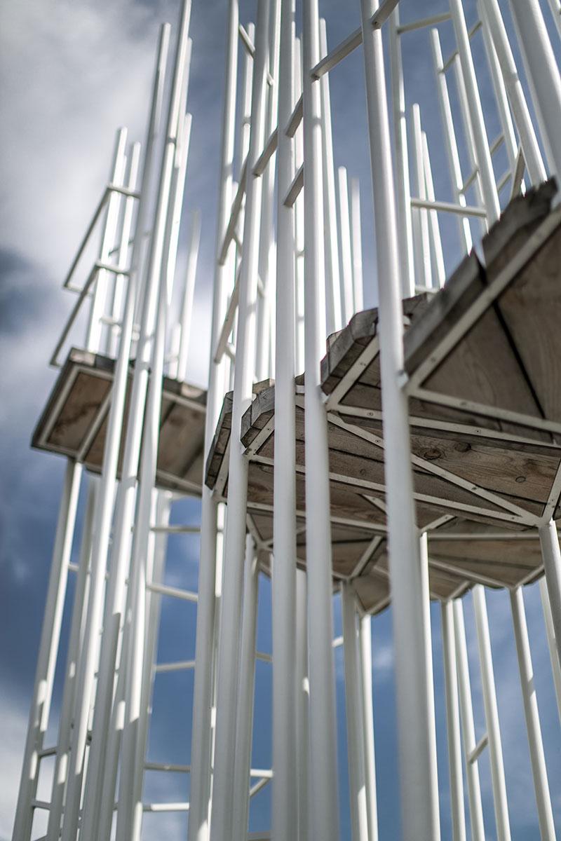 reiseblog oesterreich worryaboutitlater Haltestelle Braenden Sou Fujimoto Japan architektur vorarlberg bushuesle krumbach wartehüsle