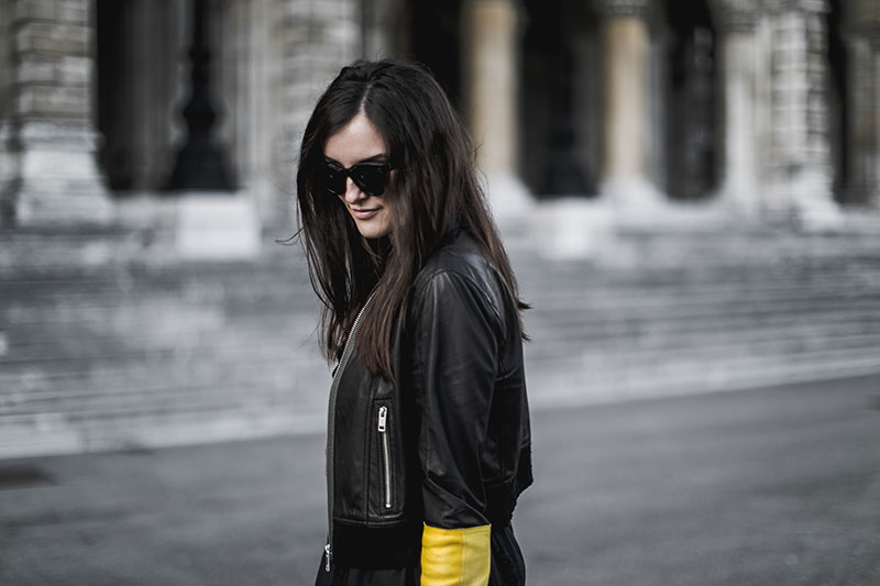 streetstyle vienna worry about it later all black outfit