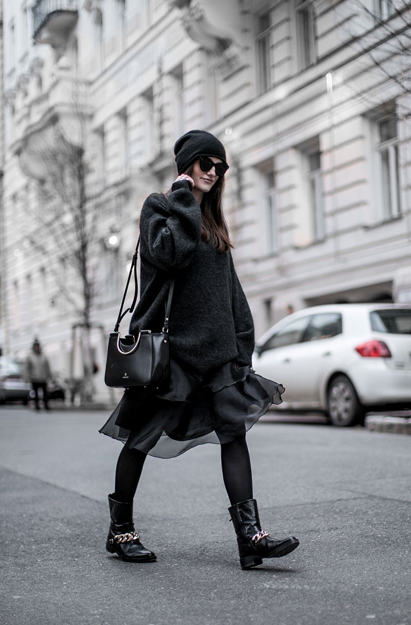 five facts about me worry about it later streetstyle vienna tulle skirt