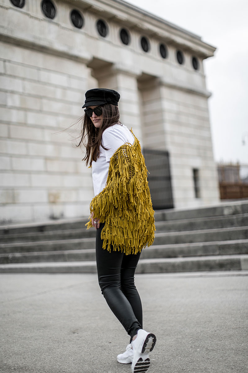 fashionblog wien worry about it later streetstyle zara selected femme lederhose