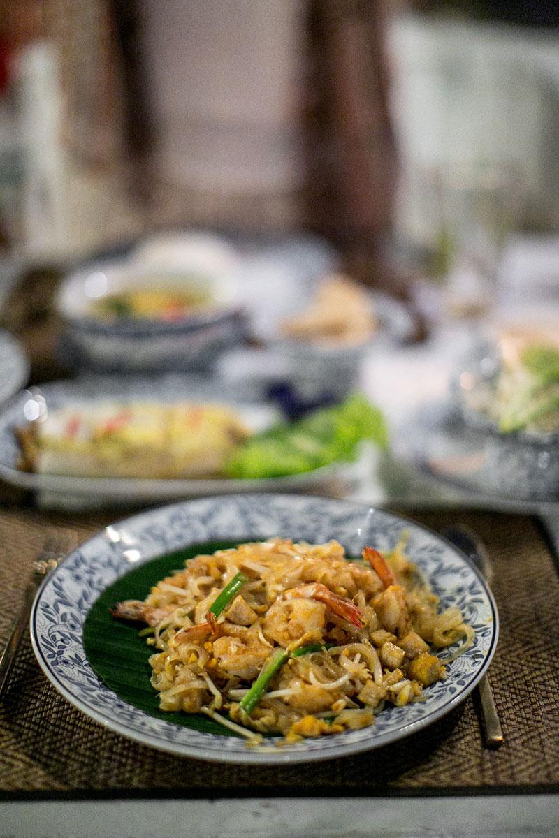 pad thai cape panwa phuket