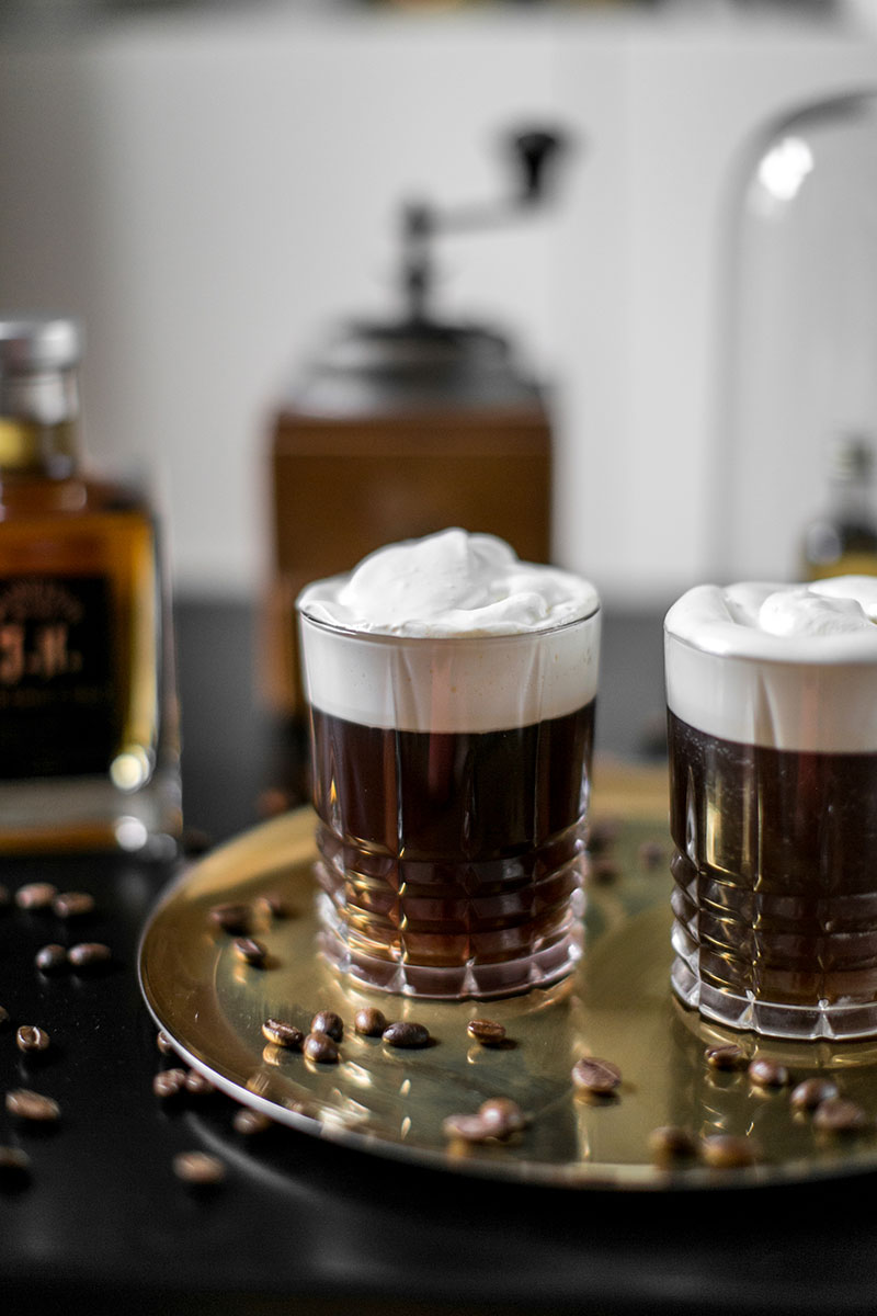Waldviertler Whisky Destillerie J. Haider – Irish Coffee goes Austria