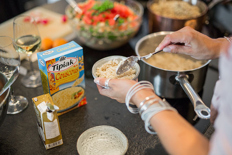 tipiak couscous worry about it later