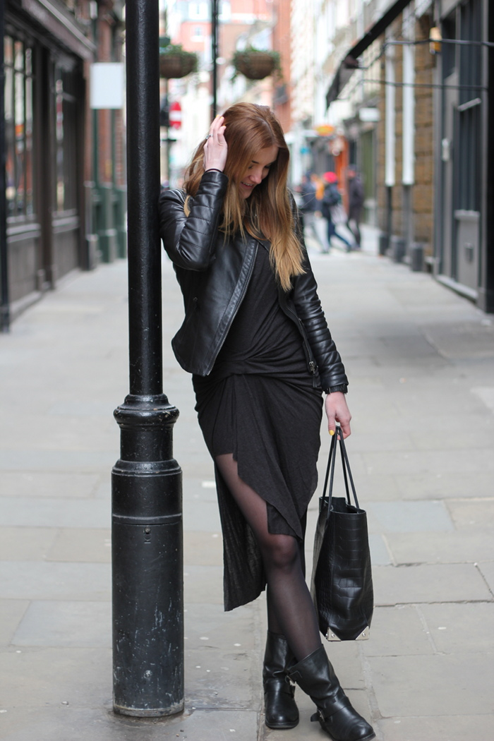ootd: dress perfection