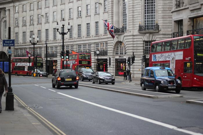 travel: london