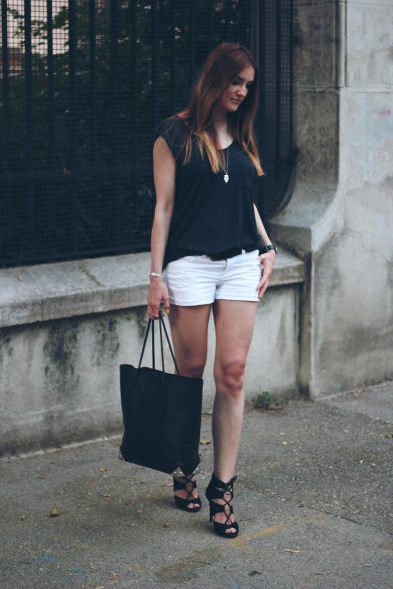 basics and heels