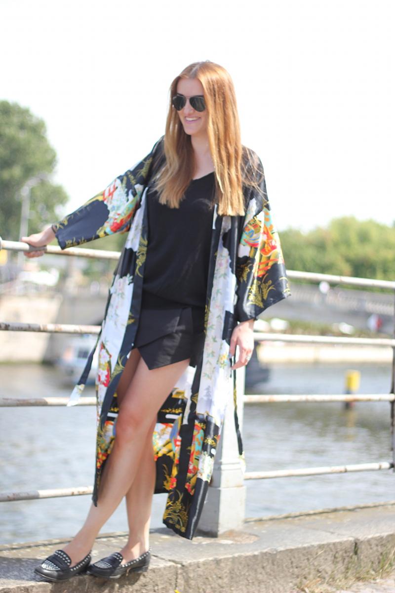 berlin outfit – kimono