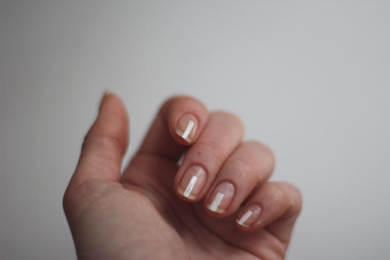 polish: white minimalism