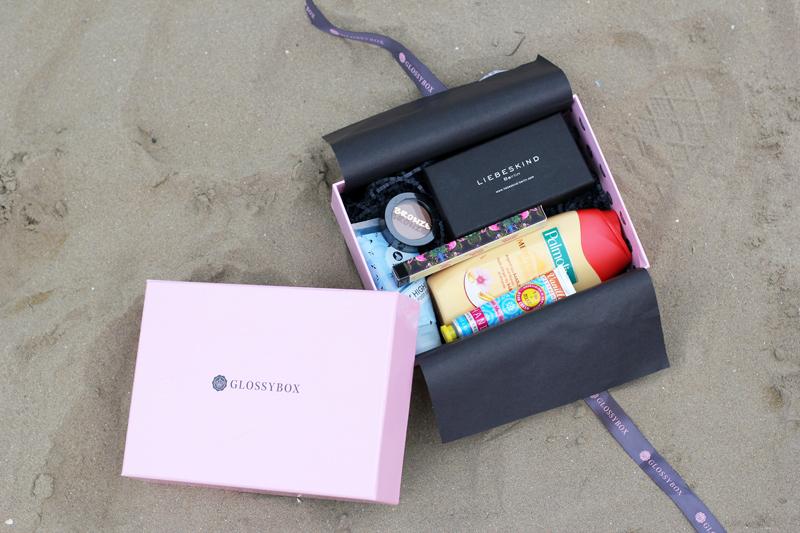 beauty: july glossybox summer edition
