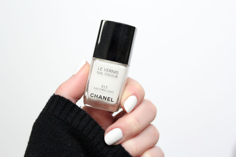 beauty: chanel eastern light nailpolish