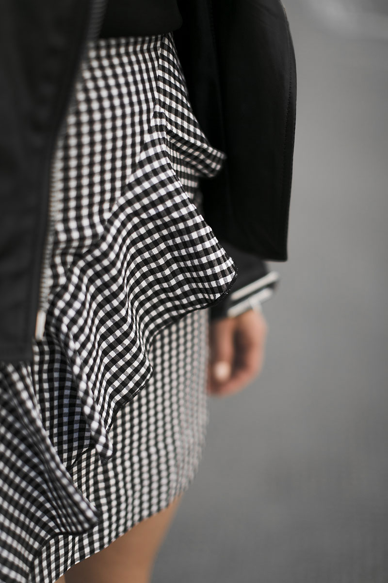 trend gingham worry about it later vienna streetstyle