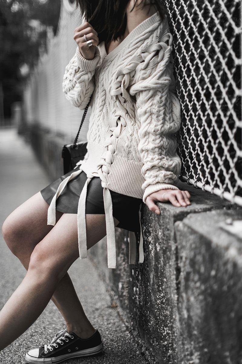 fashionblog wien worry about it later sommerpulli beige zara
