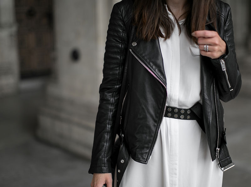 blouse dress selected femme worry about it later streetstyle vienna