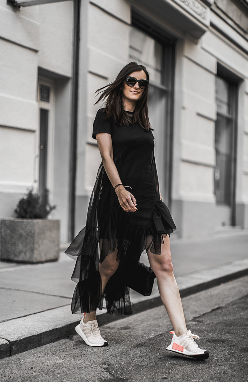 nmd adidas sneakers worry about it later sheerdress streetstyle vienna