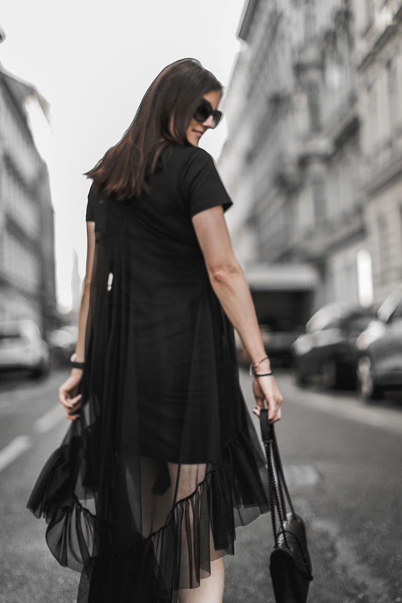 sheer dress worry about it later streetstyle vienna see through dress