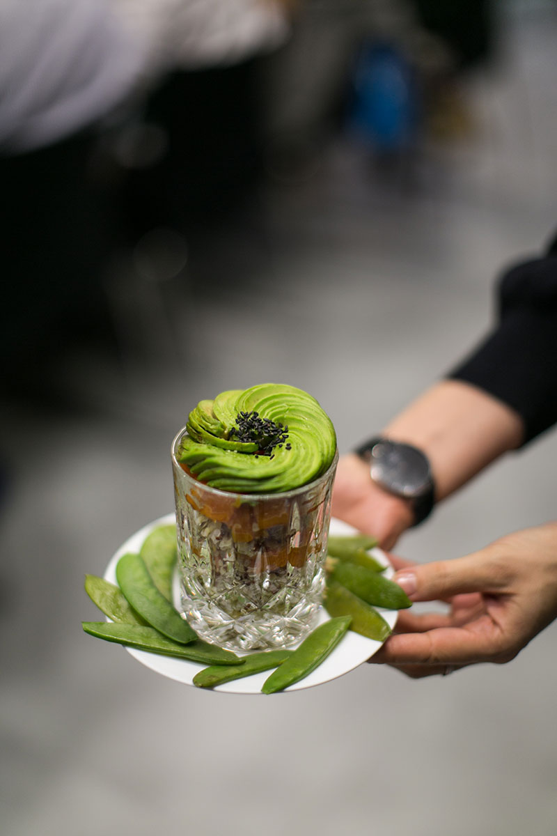 foodblog wien worry about it later avocado rose