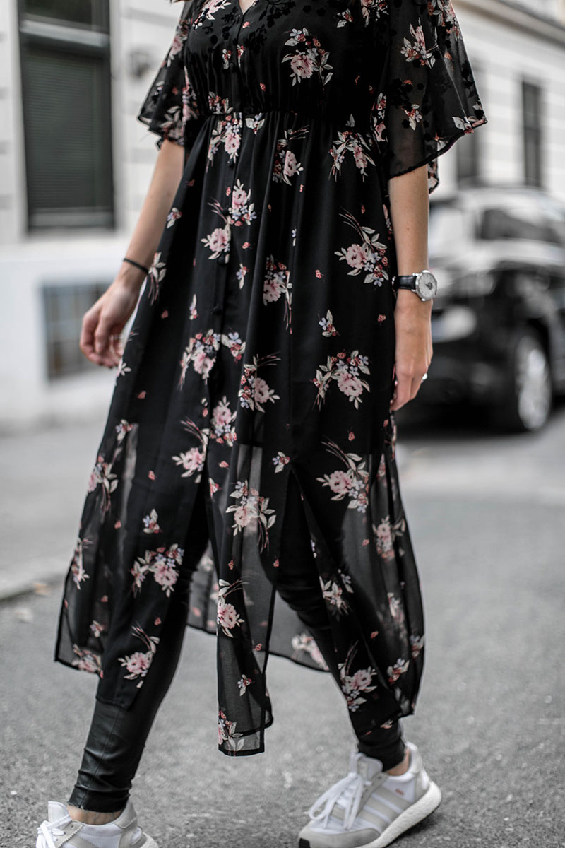 worry about it later flowerdress maxi for winter