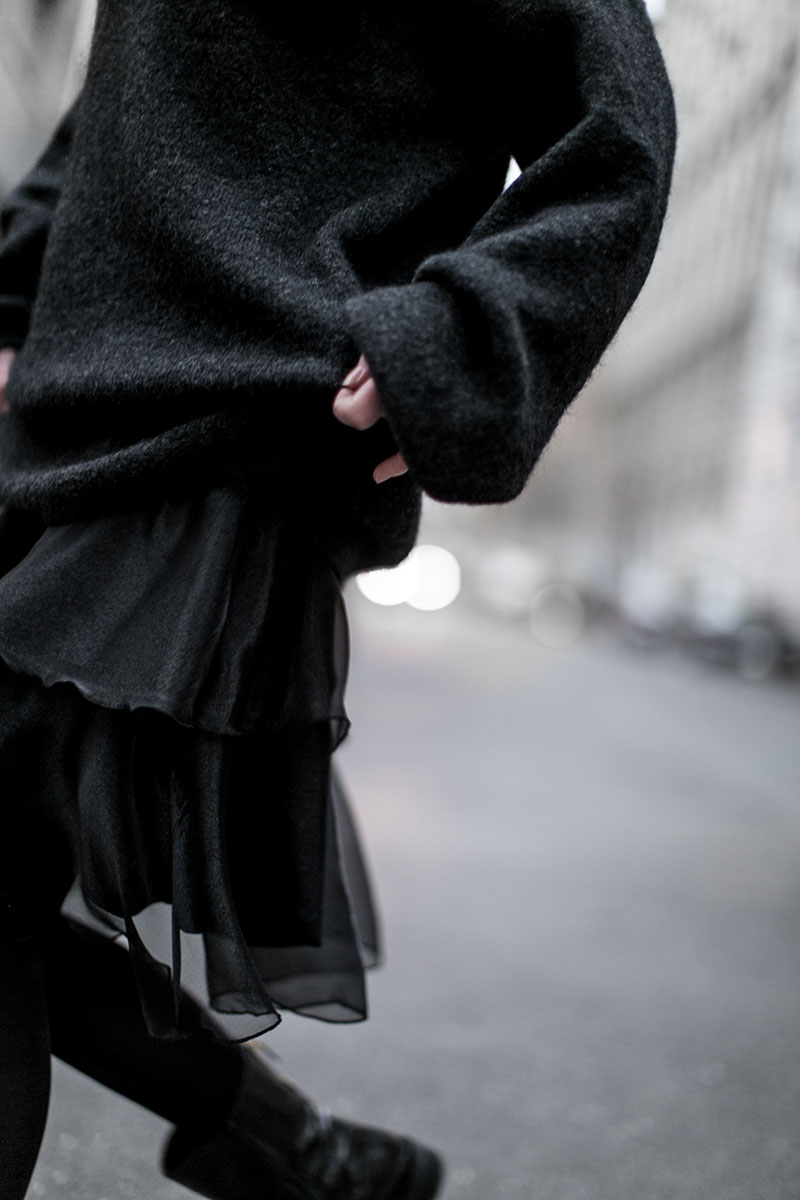 streetstyle vienna tulle skirt worry about it later five facts about me