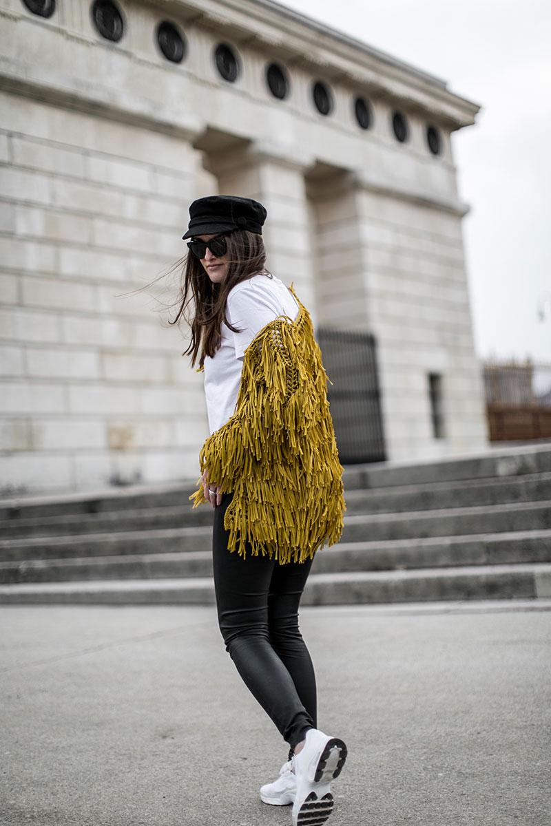 fashionblog wien worry about it later streetstyle zara selected femme lederhose
