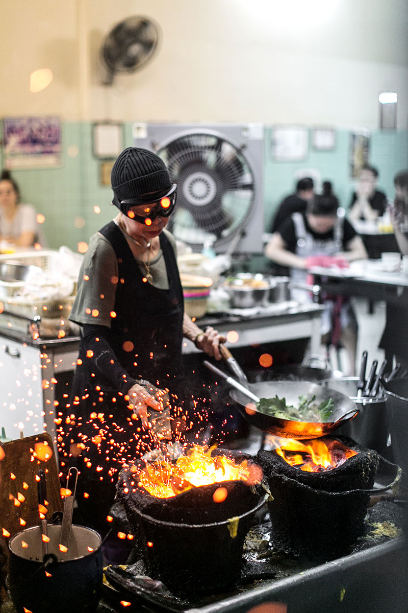 Jay Fai – Streetfood mit einem Michelin Stern in Bangkok