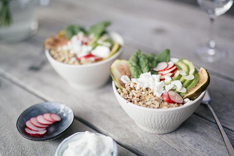 Tipiak Couscous, Quinoa und Bulgur – ein Kochabend mit Freunden