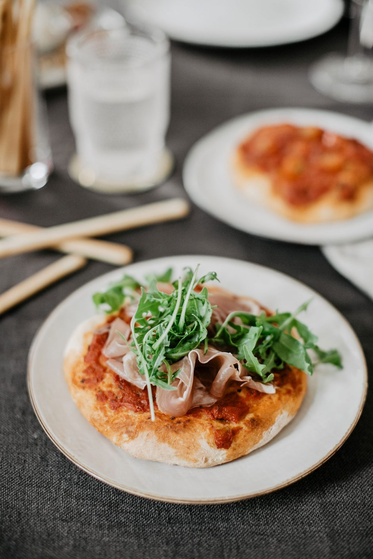 Focaccia Rezept – Prosciutto oder vegan